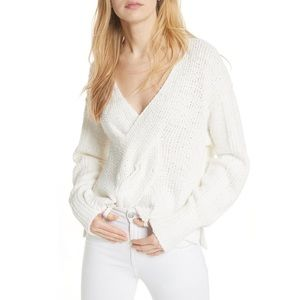 Free People Coco v neck pullover sweater